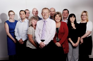 Part of Wingate's team as featured in New Model Adviser