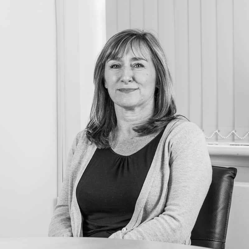 Headshot of Terri Quarrington