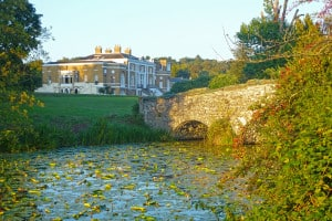 Waverley Abbey House, latterly a residential nursing home