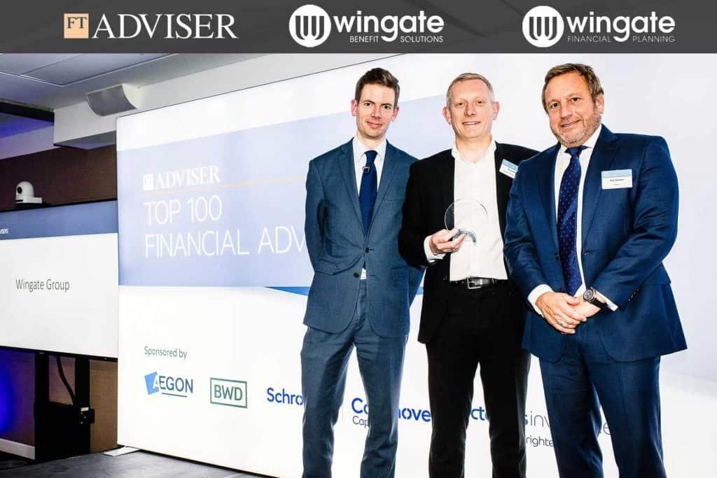 wingate top 100 advisers